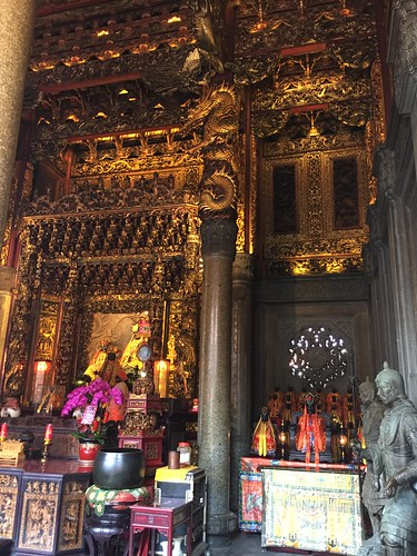ornate entry. From Travel to Asia: A New Understanding–Taipei, Taiwan