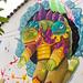 Street Art in Puerto Vallarta por Keane Li
