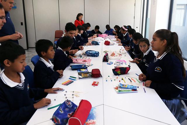 Día de la niña en las TIC y en la Ciencia