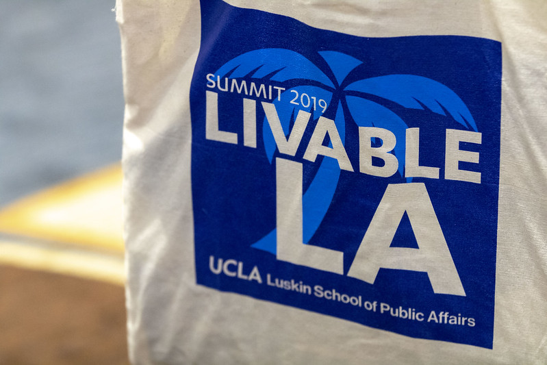 UCLA Luskin Summit 2019: Livable L.A.