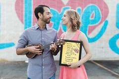 Deep Ellum Engagement Photos