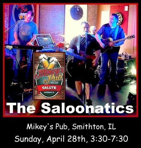 The Saloonatics 4-28-19
