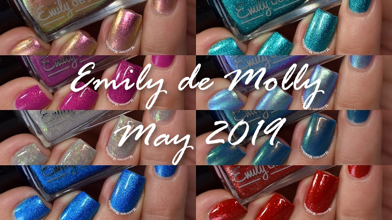 Emily De Molly May 2019 collection