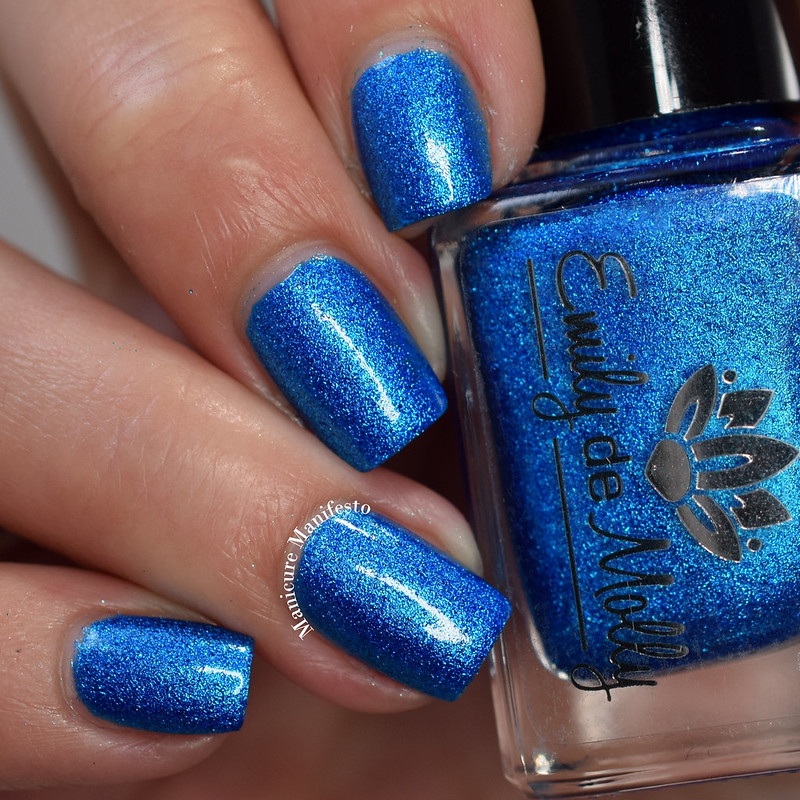 Emily De Molly Out Cold swatch
