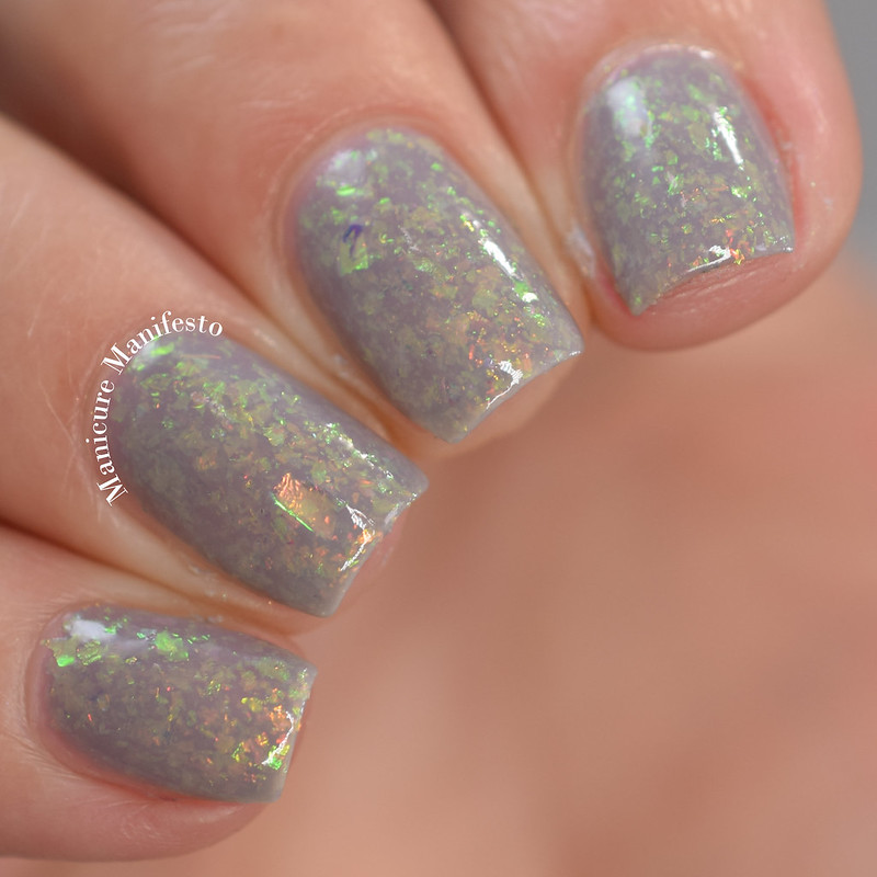 EDM Dull Beings swatch