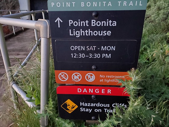 The Failed Expedition to the Point Bonita Lighthouse