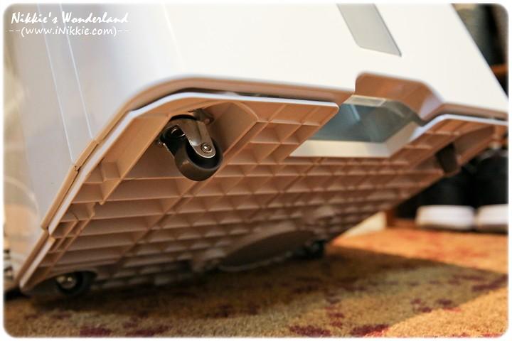國際牌Panasonic 空氣清淨除濕機 F-Y32EH 滾輪