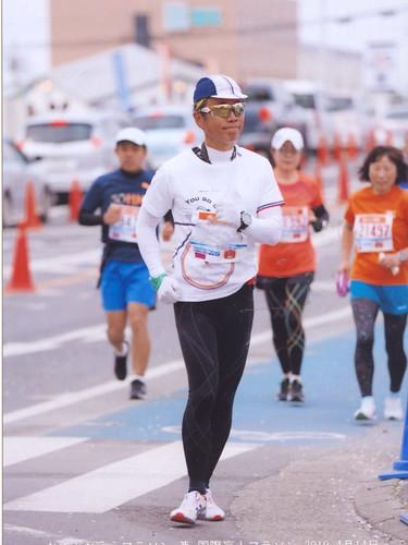 Kasumigaura marathon 2