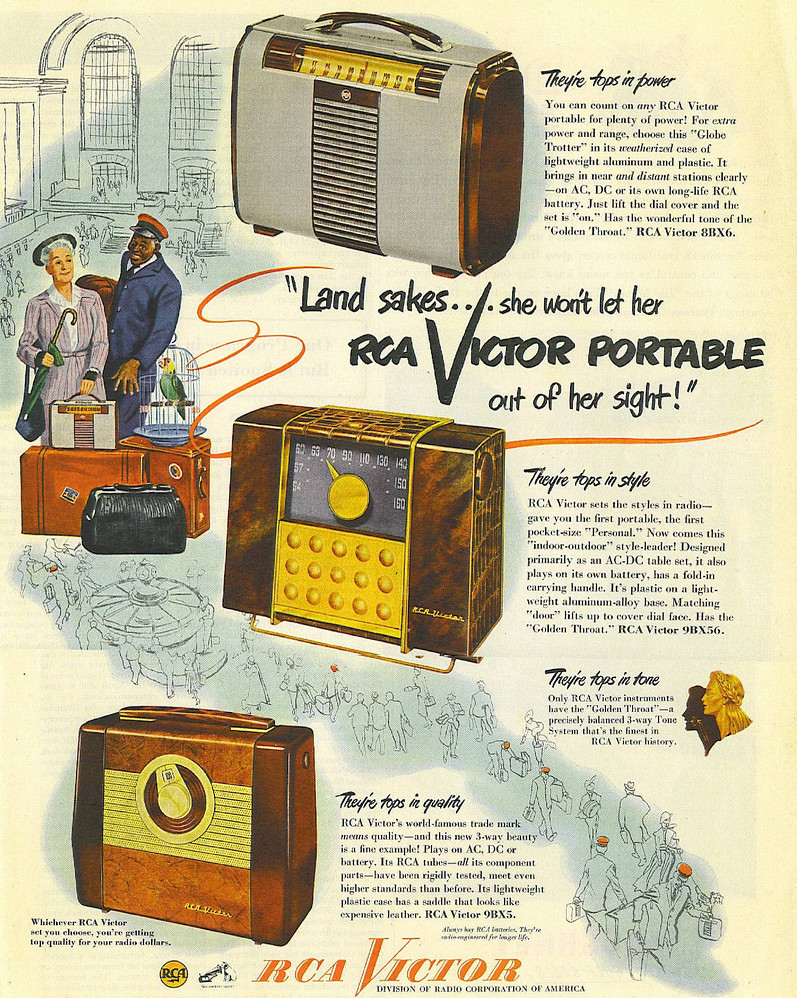 RCA Victor 1949
