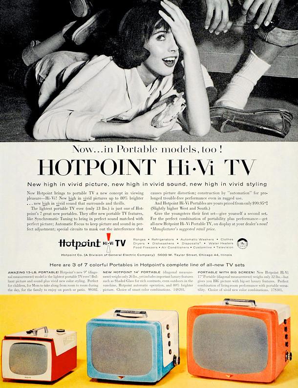 Hotpoint 1956