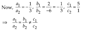 NCERT Exemplar Class 10 Maths Chapter 3 Pair of Linear Equations in Two Variables 3.1 Q2