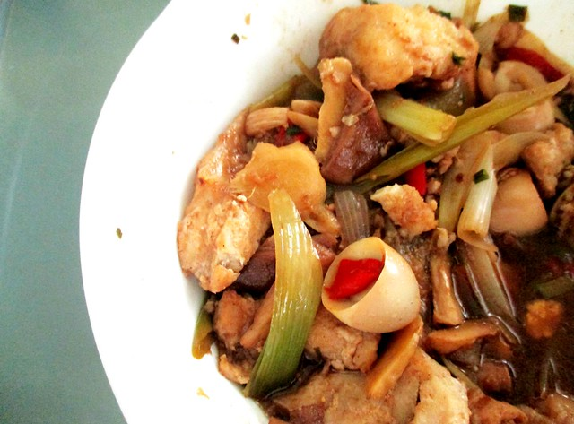Fish casserole