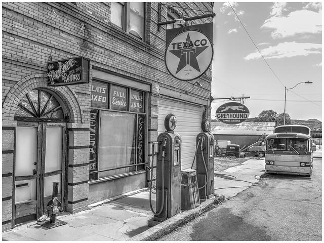 Historic District @ Lowell Arizona