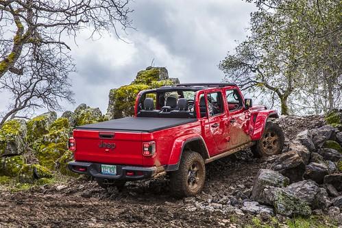 2020 Jeep Gladiator: Adventure Driven Photo