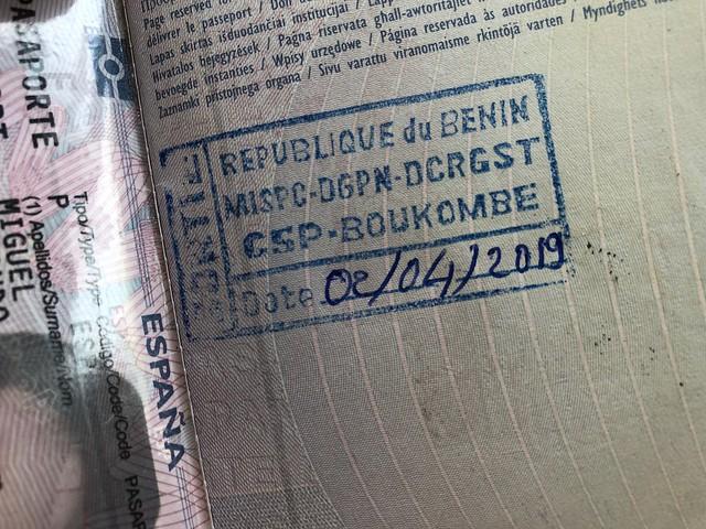 Pasaporte sellado (Fronteras insólitas en El Galeón de Manila)