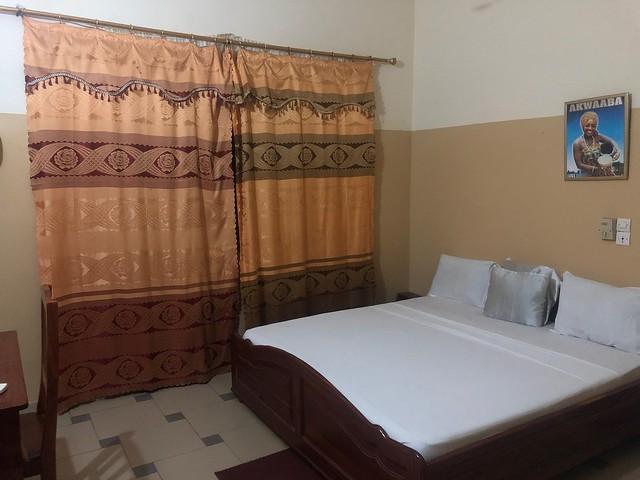 Habitación de hotel en Benín