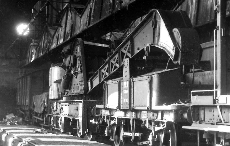 85B Breakdown Train.