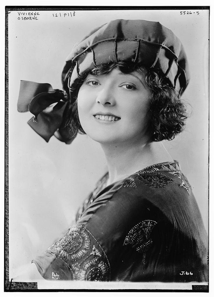 Vivienne Osborne (LOC)
