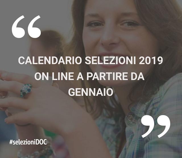 selezioni-2019 doc