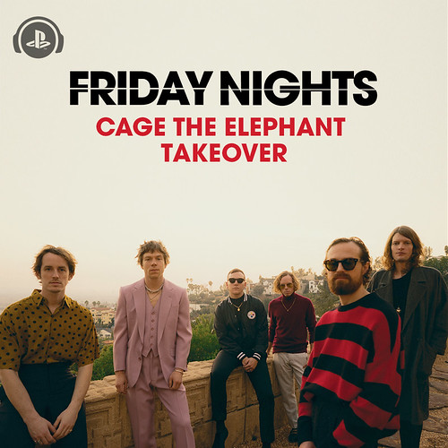 Cage the Elephant Takeover
