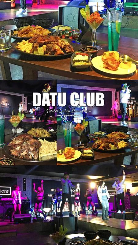 Datu Club, Sofitel Dubai Downtown
