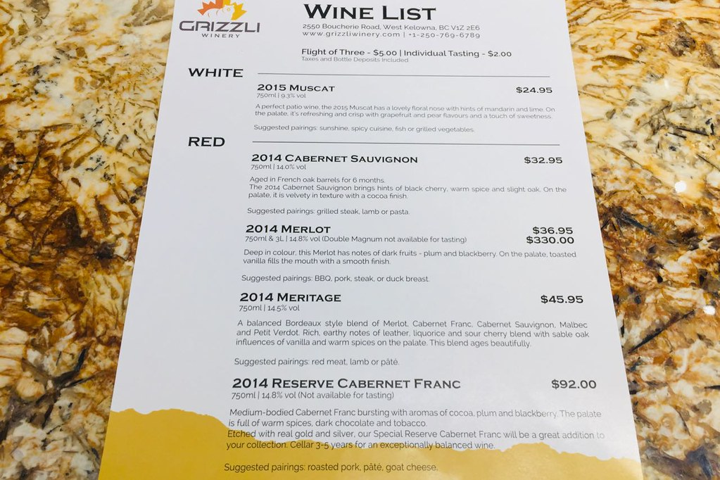 grizzliwinery-menu