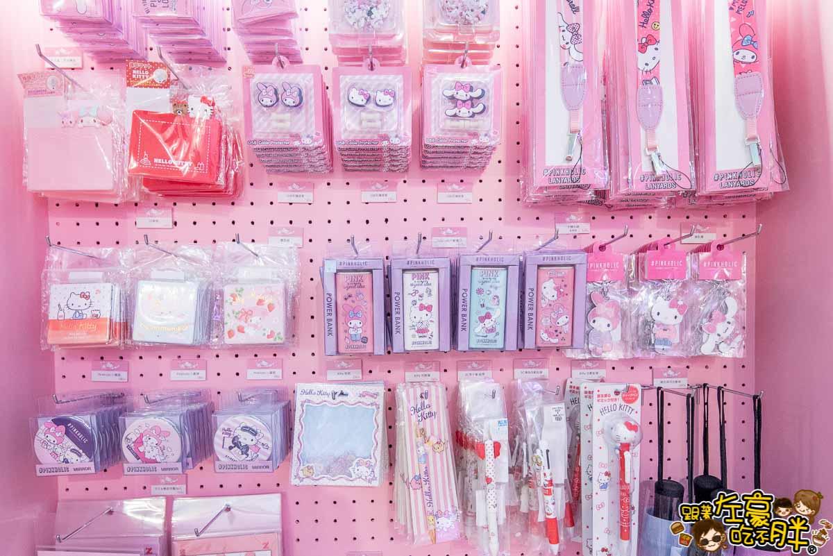三麗鷗粉紅閨蜜期間限定店-49