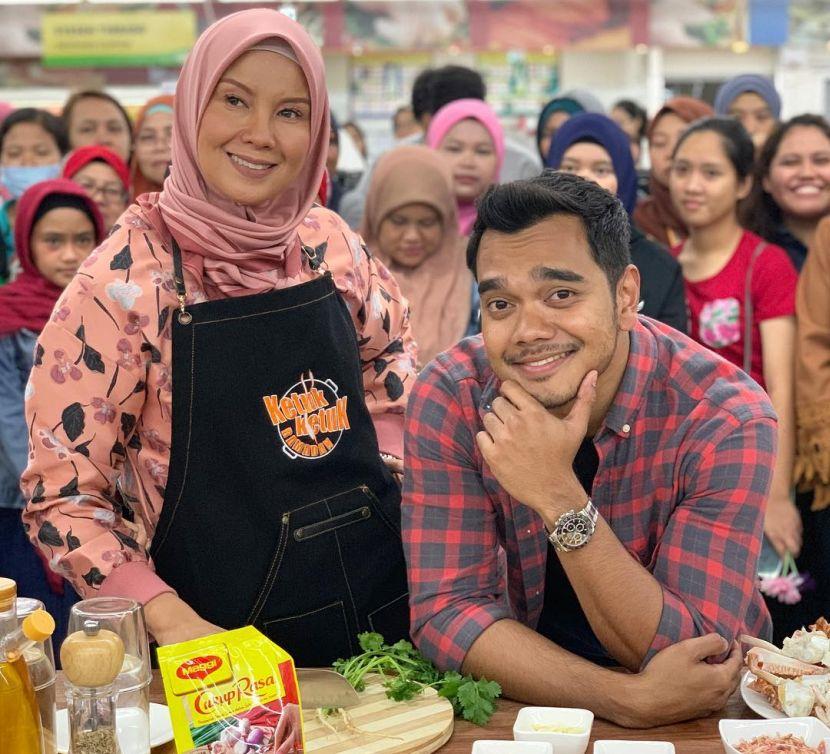 Ketuk-Ketuk Ramadan musim ke-15 bersama tetamu Alif Satar
