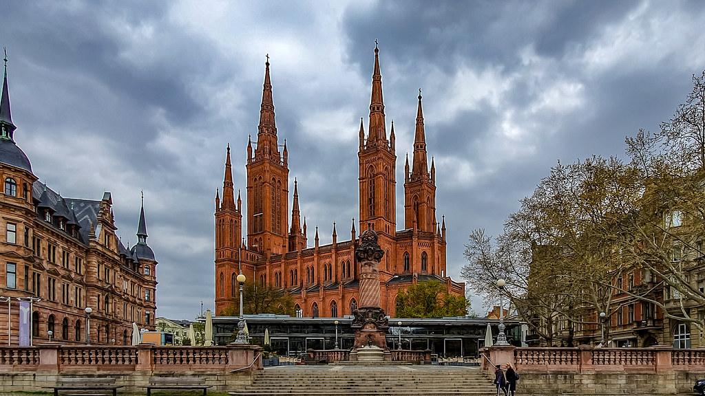Evangelische Marktkirche in Wiesbaden 0247
