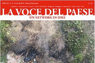 Noicattaro. copertina 15-16 front