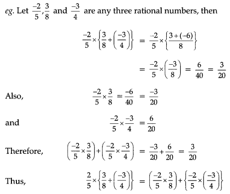 Rational Numbers Class 8 Notes Maths Chapter 1 13