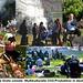 Okkupation der deutschen Parks