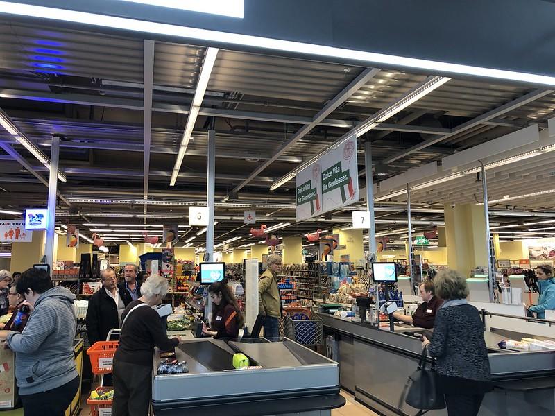 Supermarket Migros