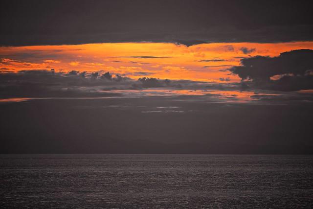 Selective Sunset