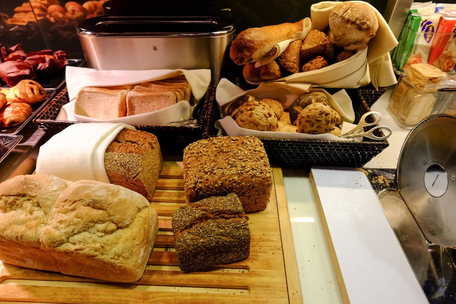 Choices of bread