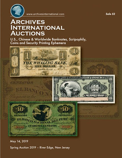 Archives International Sale 52 cover front