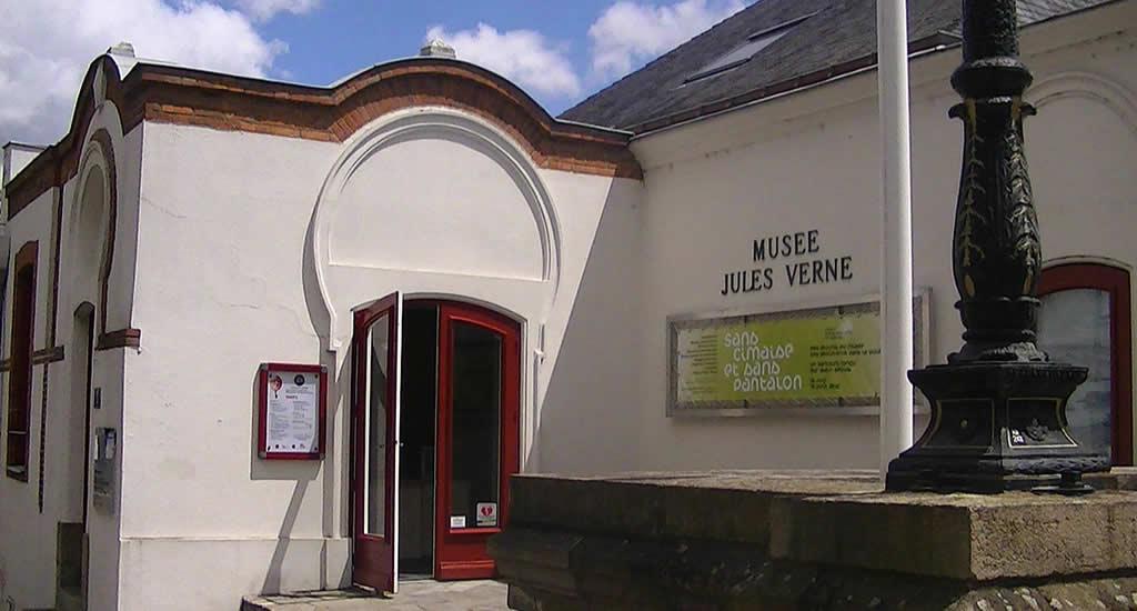 Musée Jules Verne | Mooistestedentrips.nl