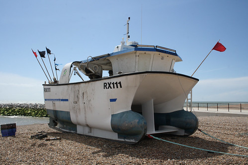 Fishing Boat RX111 MARIA LOUISE