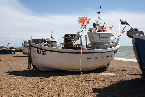 Fishing Boat RX52 ELSIE ROSE