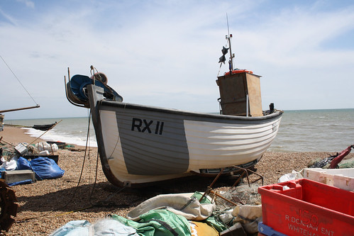 Fishing Boat RX11 CHRISTINE