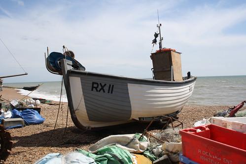 Fishing Boat RX11 CHRISTINE