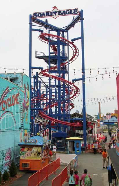 Coney Island - Soaring Eagle