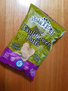 Vegan Rob's Cauliflower Puff