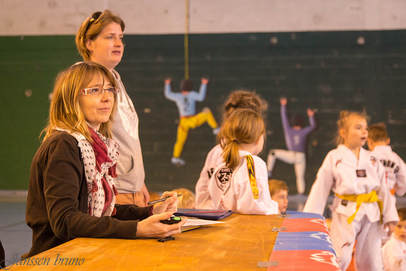 Interclub Eure'L taekwondo 2019