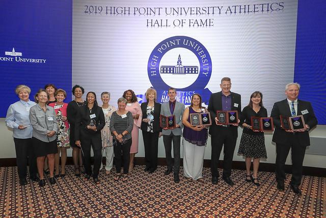 2019-04-27 HPU Hall of Fame 2019 Class