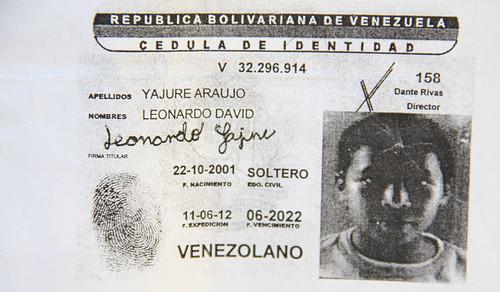 REP. YAJURE  LEONARDO DAVID ,OCCISO.  GUSTAVO ORTIZ41