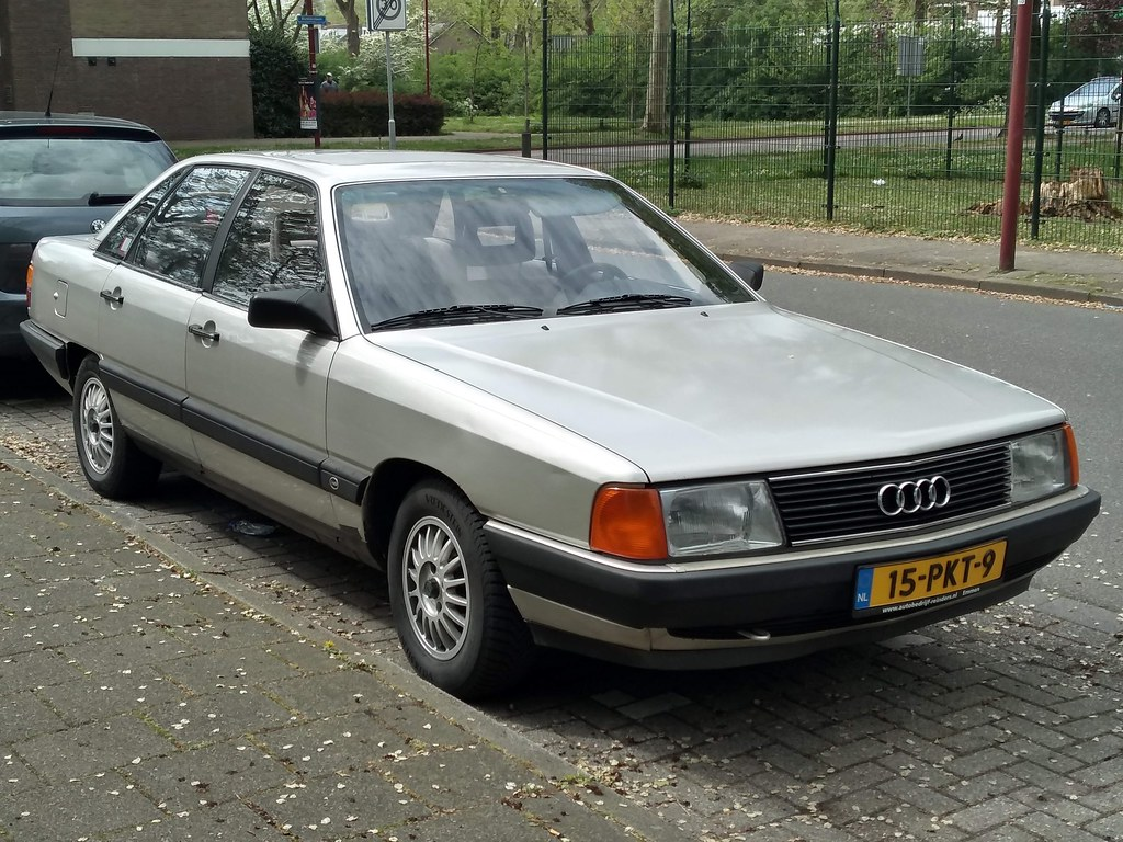 1985 Audi 100   The third generation of the Audi 100 was ...