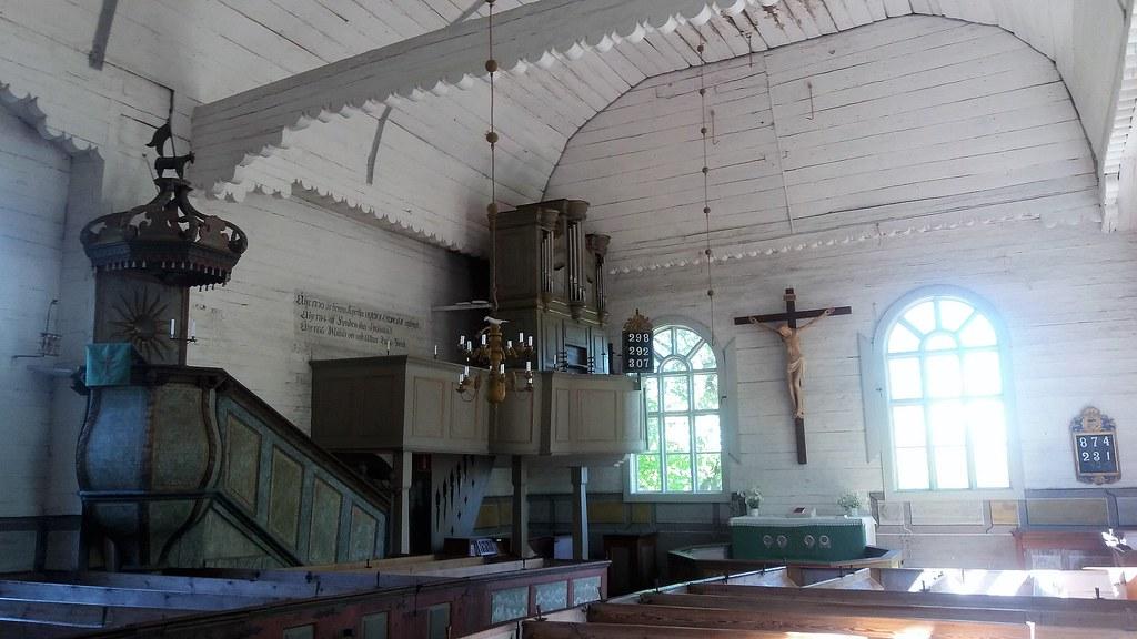 Kristiinankaupunki, Ulrika Eleonoran kirkko