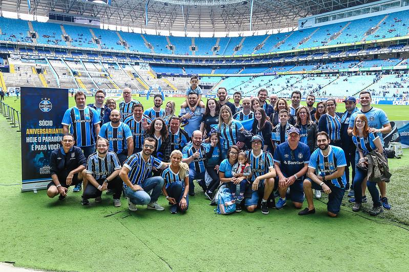 Grêmio x Santos - Brasileirão 2019 - 28/04/19