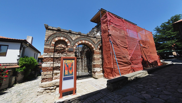 Nessebar - Holy Archangels Church [13th century]